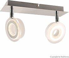 Style home 10W LED Deckenlampe Deckenleuchte LED