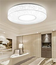 Style home® 36W LED Deckenlampe dimmbar
