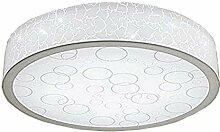 Style home® 36W LED Deckenlampe Wandlampe