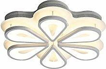 Style home® 36W LED design Deckenlampe Wandlampe
