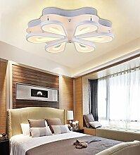 Style home® 36W LED design Deckenlampe Wandlampe dimmbar Fernbedienung 6281