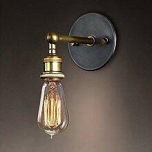 Style home 40W Retro Wandlampe Wandleuchte Edison