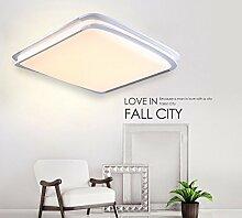 Style home® 54W LED Deckenlampe Deckenleuchte