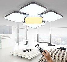 Style home Deckenleuchte 84W LED Deckenlampe