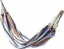 Style home® Hängematte Hängeliege Mehrpersonen Familienhängematte HM-09-210150