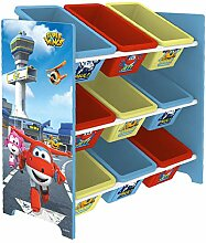 Style home Kinderregal Bücherregal