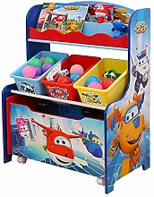 Style home Super Wings 3 in 1 Kinderregal