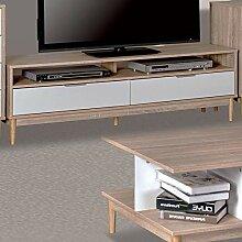Style home TV Lowboard Fernsehschrank Fernsehtisch
