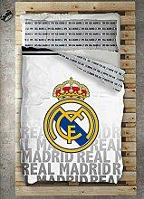 Style Real Madrid Bettwäsche Bettdecke von, aus