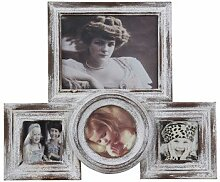 Stylefurniture Bilderrahmen im Vintage-Look, Holz,