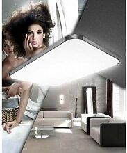 Stylehome LED Deckenlampe Wandlampe 27W Warmweiss