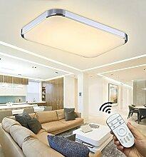 Stylehome LED Deckenleuchte Wandleuchte Küchenleuchte 6506 (6506-36D-Silver)