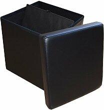 Stylehome Sitzbank Sitzhocker Aufbewahrungsbox mit