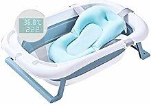 Stylelove Baby-Badewanne, zusammenklappbare