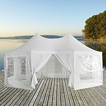 Stylischer Party-Pavillon, 4,5 x 6,1 m, Fi_14255