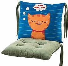Stylish Kissen Neu Designed Stuhl Kissen Mit Katze Prin