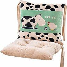 Stylish Kissen Neu Designed Stuhl Kissen Mit Kuh Prin
