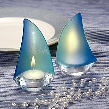 Stylish Sailboat Design Favors [SET OF 24] by