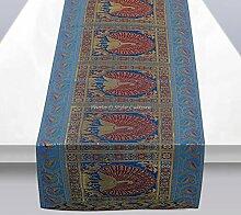 Stylo Culture Ethnische Dekorative Tischdecke