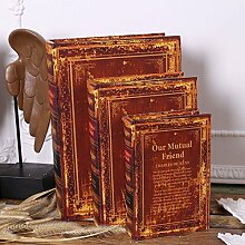 SU@DA Continental/Dekorationen/Kits/Fotografie/Studie/Buch/Bücher/Home Dekoration/Ornament/3pcs , picture