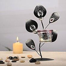 Su @ Da Creative Home Vintage Kerzenhalter 'Craft Aquarium-Dekoration Kerzen 2 picture