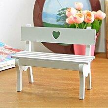SU@DA Europäisch - Stylel Holzstühle kreativen Handwerk Dekoration , s