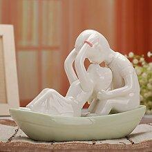 SU@DA Kreativität süße Küsse paar Ornamente Hochzeit Dekoration Geschenke , 3 ,