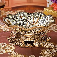 SU@DA Retro/Klasse/Obst Teller/Ornamente/geprägt/Muster / / Luxus Wohnzimmer Dekoration Ideen/Runde/getrocknete Obstteller , picture