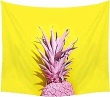 Suannai tapestry Tropische Kaktus Ananas Pflanze