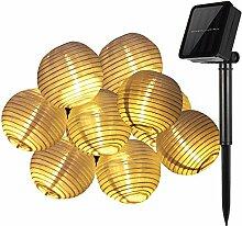 solar lichterkette au en bunt g nstig online kaufen lionshome. Black Bedroom Furniture Sets. Home Design Ideas