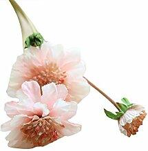 Subfamily Künstlich Blumen Orchid 3Köpfe Bouquet