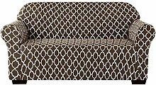 subrtex Sofabezug aus weichem Stretch-Sofa,