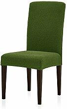 Subrtex Stretch Esszimmer-Stuhl Sitzbezüge grüne