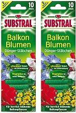 Substral 2 x Dünger-Stäbchen für Balkonpflanzen