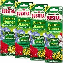 Substral 4 x Dünger-Stäbchen für Balkonpflanzen