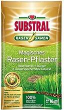 Substral Magisches Rasen-Pflaster, Rasenreparatur,