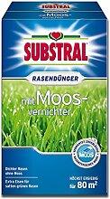SUBSTRAL Rasendünger mit Moosvernichter 2,8 kg