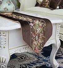Sucastle® 30X180cm Tuch Tischläufer Hochzeit
