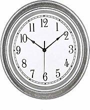 Sucastle® 30x30x4.8CM Kunststoff DIY 3D Wanduhren Modern Design Acryl Wanduhren Wandtattoo Dekoration fürs Wohnzimmer Kinderzimmer Nostalgie Wanduhr ohne Tickgeräusche Wanduhr Europäische Vintage Handarbeit 3D Dekorative Zahnrad aus Holz