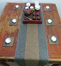 Sucastle® 35x130cm Tuch Tischläufer Hochzeit