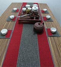 Sucastle® 35x190cm Tuch Tischläufer Hochzeit