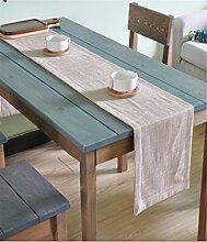 Sucastle® Baumwolle 40x240cm Tischläufer