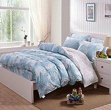 Sucastle Bettwäsche 2070 Art und Weise neues Li-Typ Bett Bad Baumwolle Bett-Unternehmen eine vierköpfige Familie Sucastle:Größe:220*240