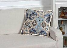 Sucastle Home Auto Bett Sofa dekorativeKissen Kissenbezug Baumwolle 45*45cm