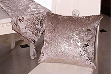 Sucastle Home Auto Bett Sofa dekorativeKissen Kissenbezug Plüsch 45*45cm