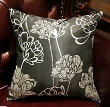 Sucastle Home Auto Bett Sofa dekorativeKissen Kissenbezug Polyester 45*45cm