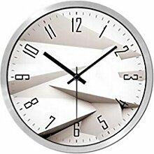 Sucastle Kreativ, modern, Uhren, Quarztisch, Wandtafeln, Schlafzimmer, Mute, Persönlichkeit, Wanduhr, WYFC