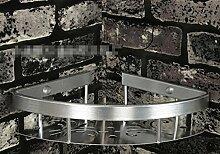 Sucastle,Küche, Anhänger, Raum Aluminium, breite Seite, Rack, Lüfter, Gravur, Aluminium, Regale?Aluminium,Silber,QWERT, 220*220*60mm