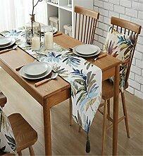 Sucastle® Polyester 32x160cm Tischläufer