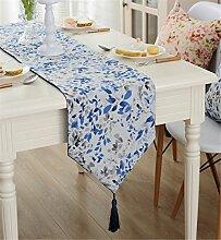 Sucastle® Polyester 32x180cm Tischläufer
